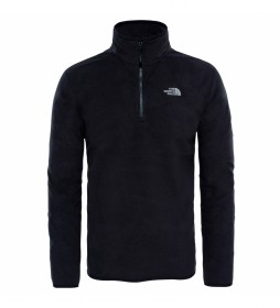 The North Face Fleece 100 Glacier black -Polartec-