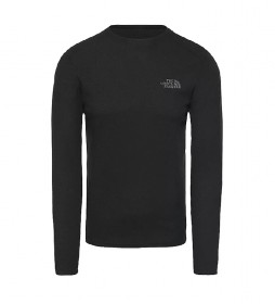 The North Face Maglietta a maniche lunghe Easy T-shirt nera