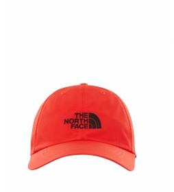 The North Face Gorra horizon rojo / 50UPF