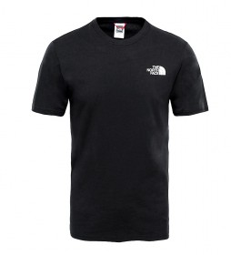 The North Face Cotton T-shirt Redbox Tee black
