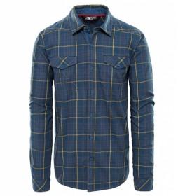 The North Face Camisa Lodge Shirt azul
