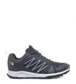 The North Face Litewave Fastpack II shoes grey