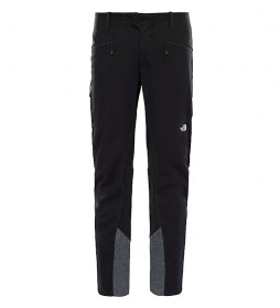 The North Face Pantalón Never Stop Touring negro / WindWall / DRW