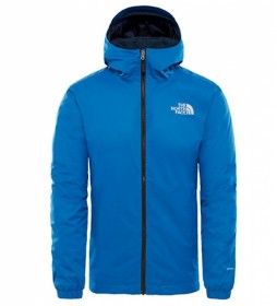 The North Face Insulated jacket Quest blue