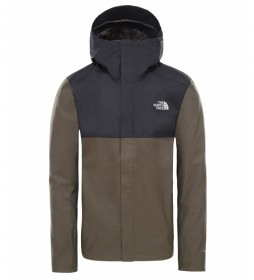 The North Face Jacket M Quest Zip-in green / DryVent
