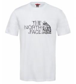 The North Face Camiseta Flash blanco