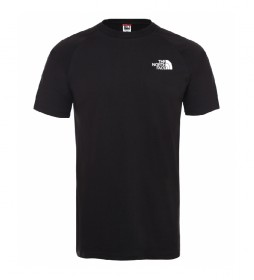 The North Face T-shirt North Face black