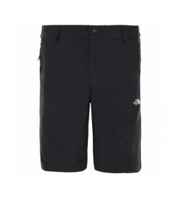 Pantalón corto Man Tanken negro