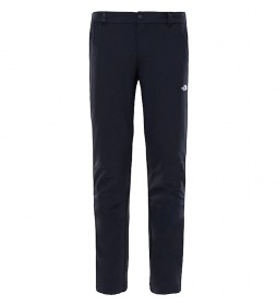 The North Face Pantalón Softshell Tanken negro