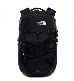 The North Face Zaino Borealis nero / 1,21Kg / 28L / 50x34,5x22cm