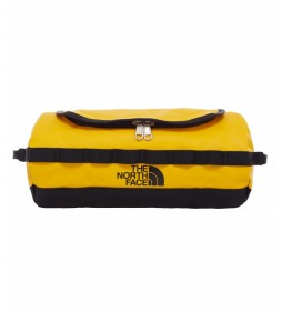 The North Face Neceser Travel Canister L amarillo, negro / 28x15,2x 5,2 cm / 295g / 5,7L