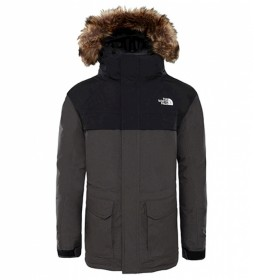 The North Face Duster Mcmurdo Child grey / 550 cuins / DWR / DryVent