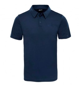The North Face Polo Tanken marine