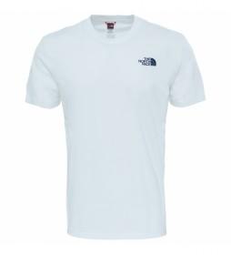 The North Face T-shirt de Celebração Redbox branca