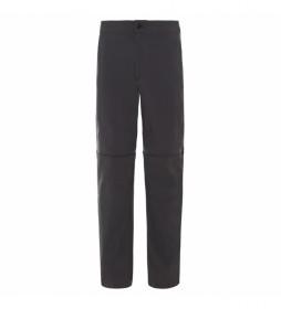 The North Face Paramount Dark Grey Active Convertible Pants /FlashDry/