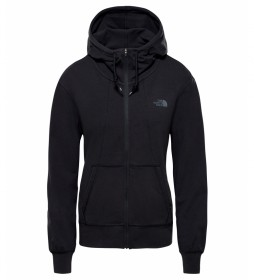 The North Face Ascential sweatshirt black