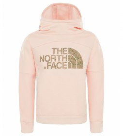 The North Face Drew Peak sweatshirt pink