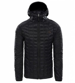 The North Face Chaqueta Thermoball negro / PrimaLoft