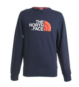The North Face Drew Peak Marine Sweatshirt