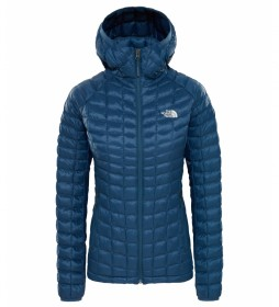 The North Face Sudadera  Plumón azul oscuro/ Thermoball / DWR / PrimaLoft Black