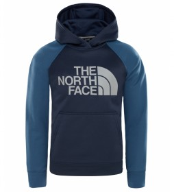 The North Face Sweatshirt Polar blue