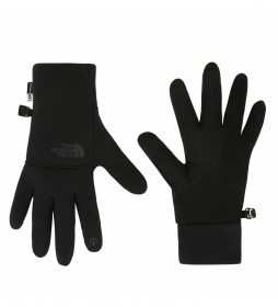 Guantes W Etip Recycled negro