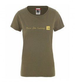 Camiseta NSE verde