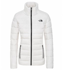 The North Face Down W Stretch white
