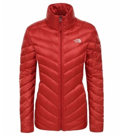 The North Face Plumón W Trevail rojo