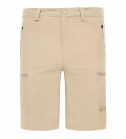 The North Face Exploration Shorts beige