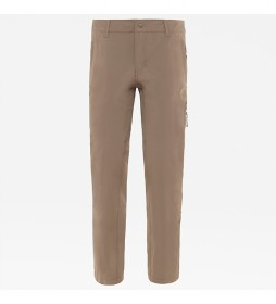 The North Face Pantalon marron d'exploration