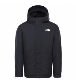 Chaqueta Y Snowquest Zip-In negro /Heatseeker/DryVent /Velcro®/