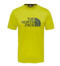 The North Face Camiseta Tanken citronela