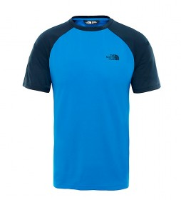 The North Face Camiseta Tanken azul