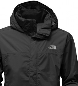 The North Face Chaqueta impermeable Resolve 2 negro -DryVent-