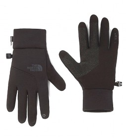 The North Face Guantes Etip negro