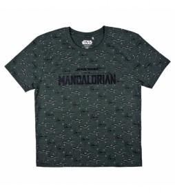 Camiseta Corta Single Jersey The Child kaki