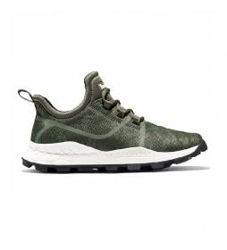Botines Brooklyn Fabric Oxford verde / AeroCore / ReBOTL