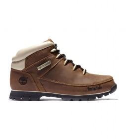 Botas de piel Euro Sprint Hiker marrón / Rebotl