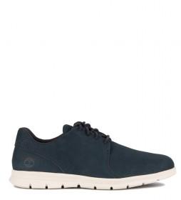 Timberland Graydon Oxford Marine Leather Shoe
