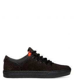 Timberland Zapatillas de piel Adventure 2.0 Cupsole Alpine Oxford negro