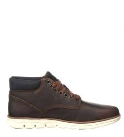 Timberland Zapatillas Chukka Clásica Bradstreet marrón