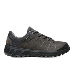 Timberland Parker Ridge GTX Low Hiker leather shoes grey / Gore-Tex