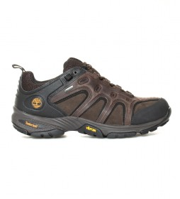 Timberland Zapatillas outdoor Ledge Low marrón oscuro -con membrana GORE-TEX ®-