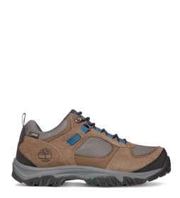 Timberland Zapatillas de piel MT Major Low F/L GT Shitake gris
