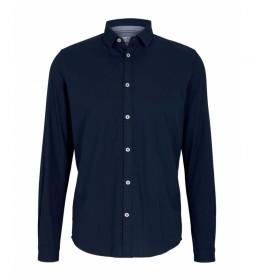 Camisa 1023881m azul