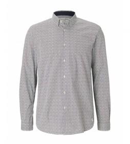 Camisa 1026871 gris