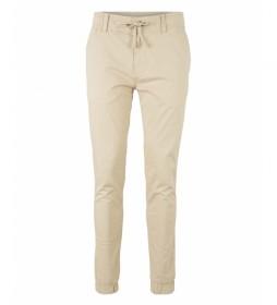 Pantalones 1028273 beige