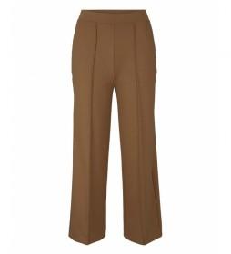 Pantalones 1027329 marrón