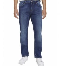 Jeans 1027229 azul denim